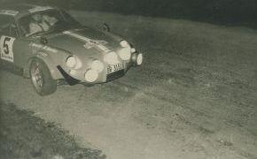 Rallye Firestone 1972