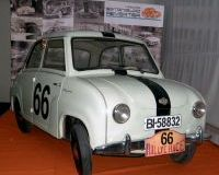 Posto da Fundación Estanislao Reverter na 46 Edición do Rally de Ourense - Ourense Termal.