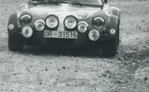 Rallye de España. 1973