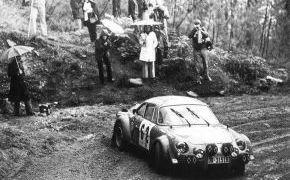 Rallye de Portugal. 1972