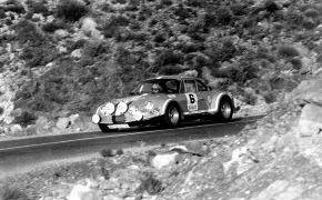 Rallye Costa del Sol. 1974