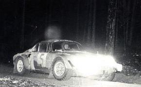 Rallye RACE. 1972