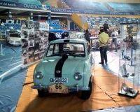 A Fundación Estanislao Reverter na XVI Feira Internacional do Vehículo Clásico Cidade de Oviedo.