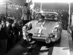 Salida del Rallye Firestone 1969