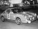 Rallye Costa del Sol. 1970. Reverter y