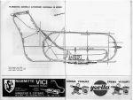 16 Coppa Inter-Europa. Pista Stradale del Autódromo Nazionale de Monza