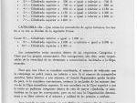 1º Rallye a las Rías Bajas 1963. Las Categorías y sus Clases