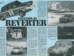 Revista Racing Chrysler
