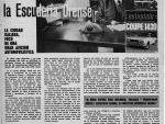 Entrevista a Estanislao Reverter en la revista Autopista del 16 de diciembre de 1969.