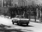 Rallye de Montecarlo 1962. Circuito de Mónaco.