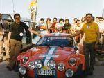 IV Rallye 500 Km. Nocturnos de Alicante. 1972.