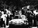 El Alpinche en el año 1973. Rallye Costa del Sol.