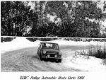 Monte Carlo 1966, del 14 al 20 de Enero.