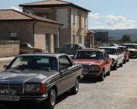 Concentración de Mercedes en Santa Cruz