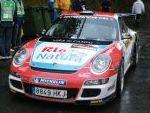 SeRgio y Diego Vallejo. Porsche 997 GT3