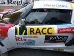 Alvaro Muñiz y Cesar Blanco. Lotus Exige GT Rallye