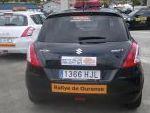 Caravana de Seguridad 46 Edicion del Rallye de Ourense.