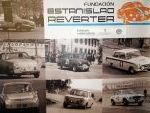 Vista parcial del mural fotografico de los coches de Lalao