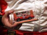 Detalle del Trofeo, el Alpinche de Slot de Kit Car 43