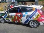 Ángel Paniceres - Salvador Belzunces. Ford Fiestaa R2. RMC Motor Sport