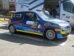 Jose Manuel Rodríguez - Antonio Freire. Renault Clio Sport. Escudería Ourense.