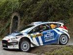 Ford Fiesta R5 ACSM. Xavi Pons y Álex Haro. Rallye de Alemania