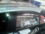 Mitsubishi Lancer Evo Cup ACSM. Joan Carchat y Claudi Riveiro. Rallye de Ferrl 2014